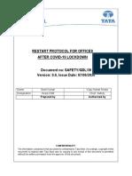 Restart protocol for offices after COVID lockdown-V 0.0.pdf