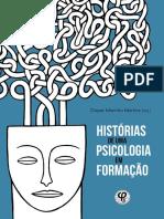 Dayse Marinho Martins (Org.) - Histórias de uma Psicologia em Formação - Ed. Fi
