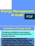 Energy Management Audit