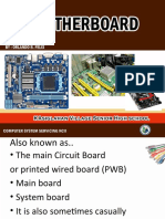 Part 1 MOTHERBOARD