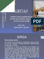 GRUAS-2016