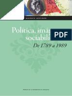 Agulhon, Maurice. Política, imágenes, sociabilidades. De 1789 a 1989.pdf