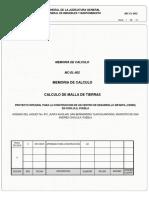MC-EL-02 MALLA DE TIERRAS JUDICATURA GENERAL