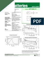 GP1022L14 datasheet