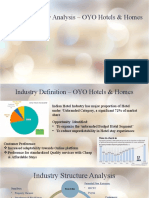 Oyo Budget Hotel_Industry Analysis.pptx