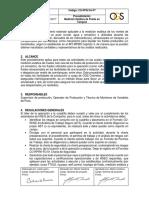 CO-PPN-VA-FT Medición Estática de Fluido en Tanques Rev. 0