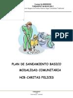PSB -HCB-CARITAS FELICES