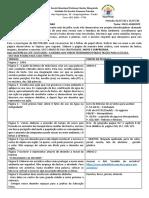 ROTEIRO DE PESQUISA projeto interdisciplinar - MEIO AMBIENTE - 6 anos