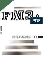 Manuel FM3