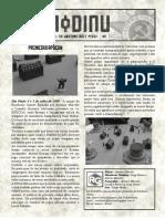 Kampfanzug - 2a. Guerra Mundial Alternativa - (Zarodinu) - A ORIGEM DOS COMISSARIOS DE FERRO