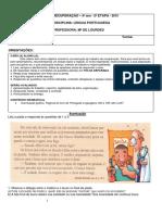Roteiro de estudos de gramática 6º ano com exercícios.pdf