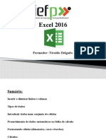 Excel 2016 2