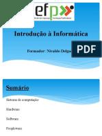 Introdução à Informática 2