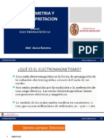 Tercer Seccion- Radiacion Electromagnetica