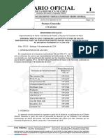 Diario Oficial 2020