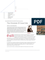 The Chronicle of Coca