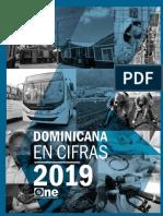 Dominicana en cifras 2019