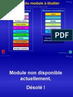 Choix modules