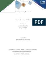 LuisHernanRobles_Paso 2_Organización_Presentación