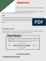 lenguaje SEMIÓTICA PDF