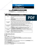 Chapter-1-LAN Basics