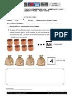 Ficha de Practica Matematica 13 Mayo