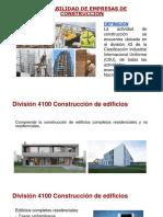 06 Contabilidad de Industrias de Servicios Construccion