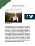Esbozo Sobre La Cuestión Agraria en Latinoamérica