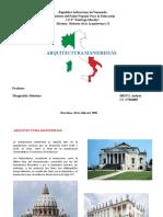 Análisis de Obras Arquitectónicas Manieristas 1 .pptx