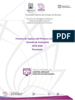 MANUAL DE EVALUACIONES PREESCOLAR 2004