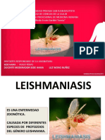 Leishmaniasis 2020