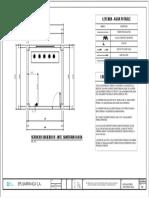 CASETA DE DOSIFICACION DE SULFATO DE COBRE-Plano de Instalaciones Sanitaria Agua