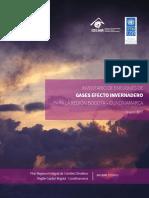 INFORME TECNICO_Gases Efecto Invernadero