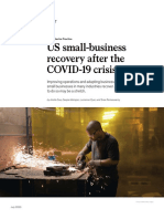 US Small Business Recovery After the COVID 19 Crisis VF