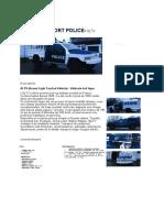 DIVERS 2014 ACMAT TRANSPORT POLICE ET STATION WAGOB SC