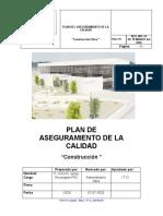 PLAN DE CALIDAD POPRTAFOLIO DE TÍTULO PRIMER SEMESTRE- 2020