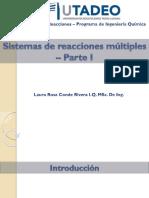 20. Sistemas de reacciones múltiples-Parte-I_2020-1S