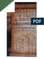 El Codigo de Arquimedes - Reviel Netz y William Noel