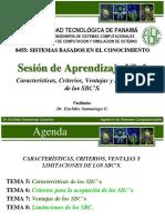 1.2 Características, criterios, ventajas y limitaciones de los SBC's (1)