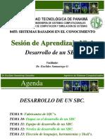 1.3 Desarrollo de un SBC