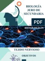 TEJIDO NERVIOSO Y ENFERMEDADES ASOCIADAS