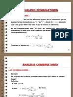 4.4 COMBINACIONES