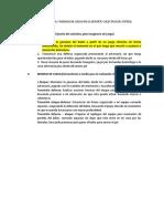 Propuesta de idea y modelo de juego_Fútbol