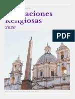 Asociaciones Religiosas (1)