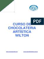 Cocina Curso de Chocolateria Artisti
