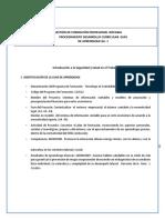 Guía 1 Introduccción a la Seguridad y Salud en el Trabajo Formacion MEDIADA POR ESTRATEGIAS VIRTUALES...