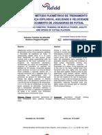 Efeitos Pliometricos de Treinamento Forca Agilidade e Velocidade de Jogadoras de Futsal