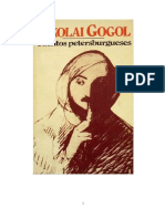 Gogol Nikolai - Cuentos Petersburgueses.doc