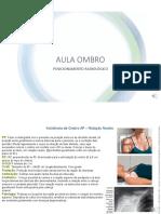 Posicionamento Radiológica - Ombro
