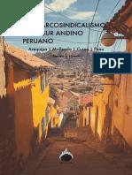 Hirsch El anarco sindicalismo en el Sur Andino